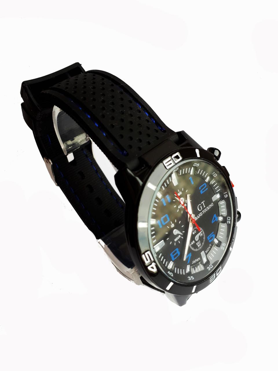 Часы мужские кварцевые GТ-200BL Черный