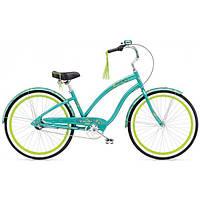 """Велосипед женский 26"""" ELECTRA Dreamtime 3i Ladies, Green"""