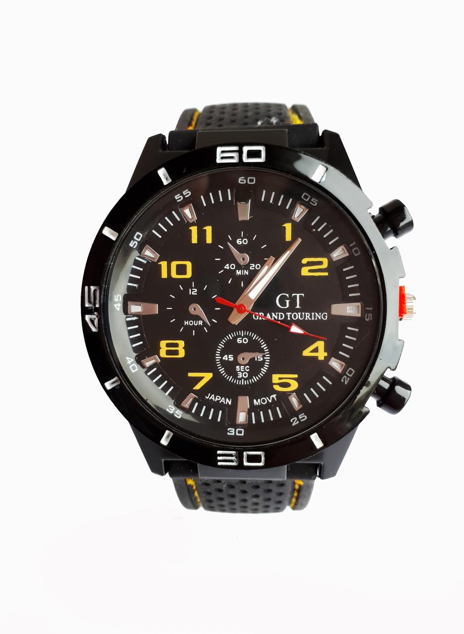 Часы мужские кварцевые GТ-200Y Черный