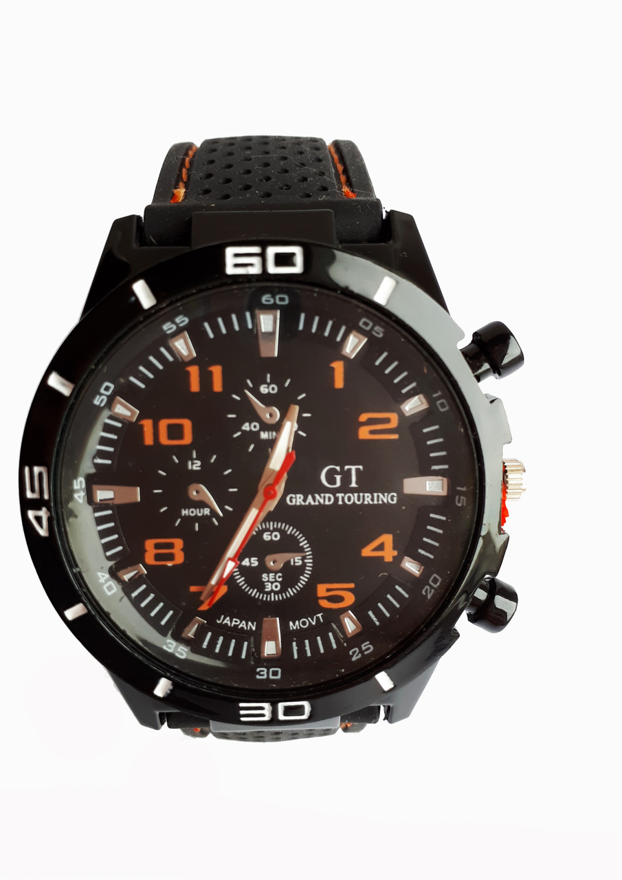 Часы мужские кварцевые GТ-200OR Черный