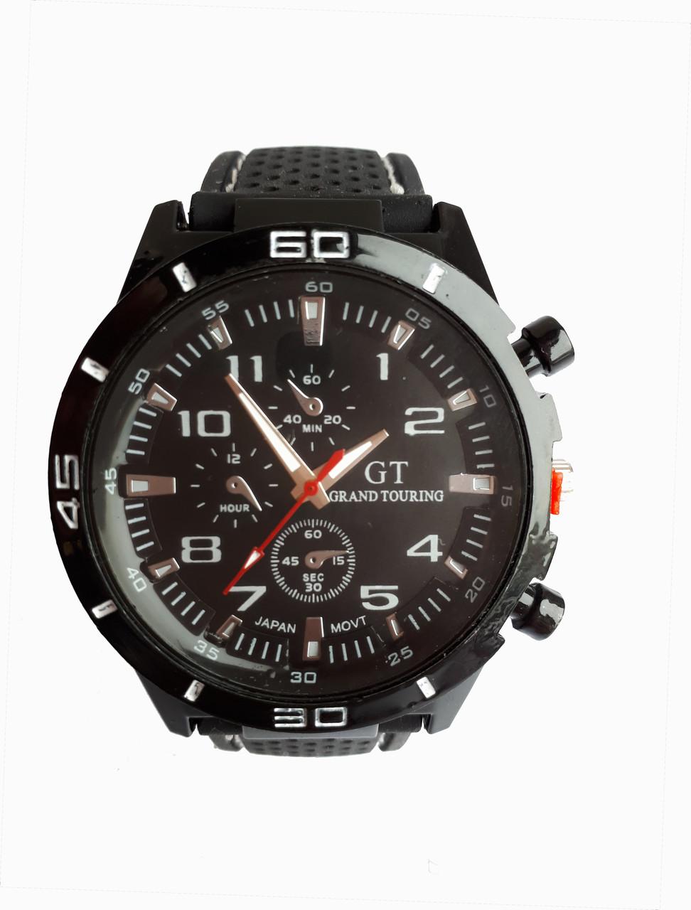 Часы мужские кварцевые GТ-200W Черный