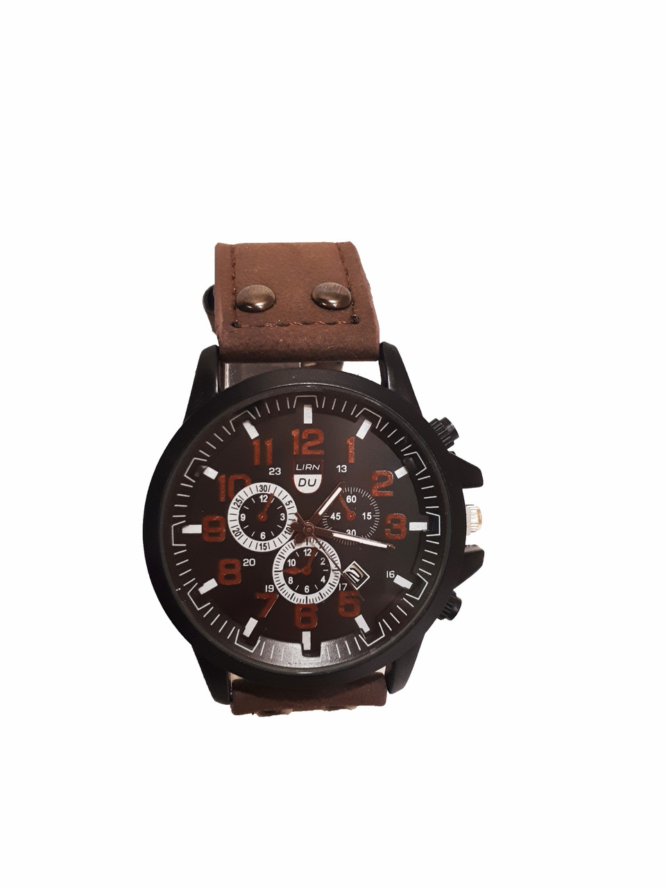 Часы мужские кварцевые DU Коричневые (DU-030Br)