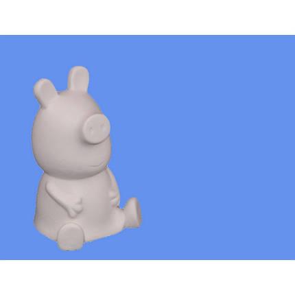 Гипсовые фигурки для раскрашивания ДЖОРШ \ ДШ-82СК с красками и кисточкой, фото 2