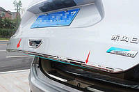 Хром кромка багажника X-trail T32 2015+
