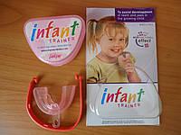 Преортодонтический трейнер Infant розовый Soft (Инфант розовый, софт,мягкий, оригинальный)