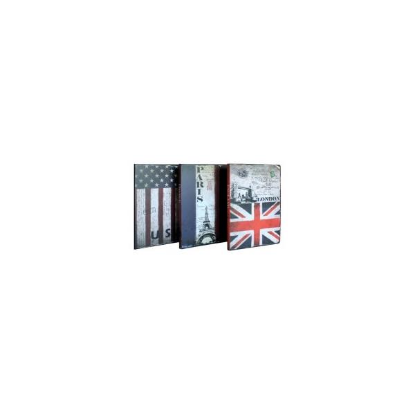 """Блокнот JGYC-18961-1100 (18К ) 96 листов = линия """"Britain"""""""