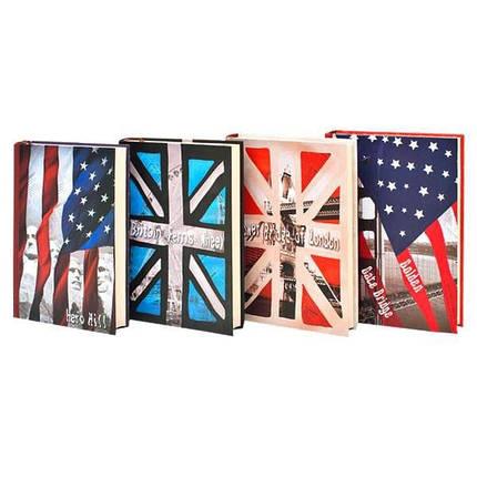 """Блокнот JGYC-321281-1087 (32К ) 128 листов = линия """"Britain"""", фото 2"""