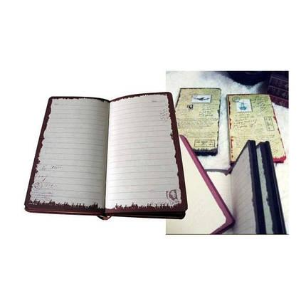 Блокнот JGYC-48961-1099 (9,3*16,8 cm линия) 96 листов Classics почтовый, фото 2