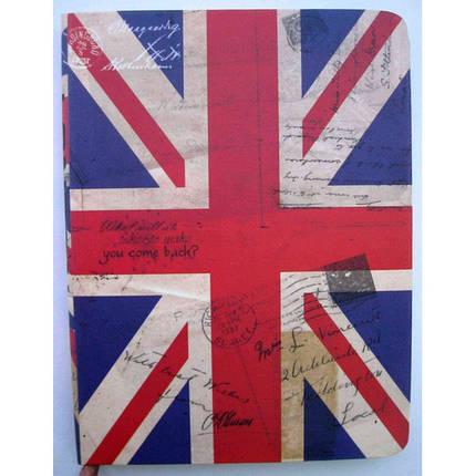 Блокнот JGYC-50801-1065 (10,2*14,5 cm ) 80 листов England, фото 2
