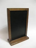 Настольные меловые доски, таблички, блокноты для письма мелом
