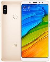 "Xiaomi Redmi Note 5 Gold 4/64 Gb, 5.99"", Snapdragon 636, 3G, 4G (Global), фото 1"
