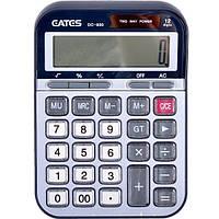 """Калькулятор """"EATES"""" DC-930 (12 разрядный,  2 питания)"""