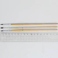 Кисть Пони ( китайский стандарт № 2 С ) (20 штук в упаковке\500)