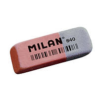 Ластик Milan 840 красно-синий (2*5,3см)