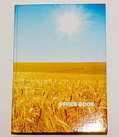 Канцелярская книга (office book) А4 200л # офс т/п бумвинил