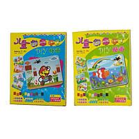 Поделка для детского творчества №AN001-004 поролон  (21.3*16.7)