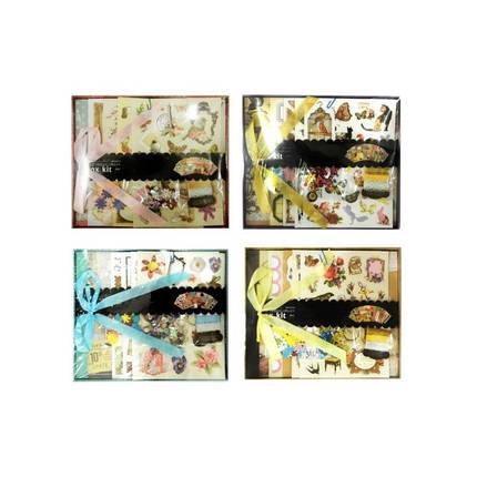 """Поделка для творчества № SRA """"Сделай фотоальбом+украшения"""" (4 дизайна), фото 2"""