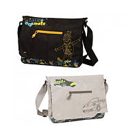 "Ранец-сумка ""TIGER"" №8513 подрост.(29,5*35*12) 2 рисунка"