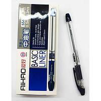 Ручка масляная шариковая АН-5561 (син. 0,5mm.) \12уп,144бл,1728ящ