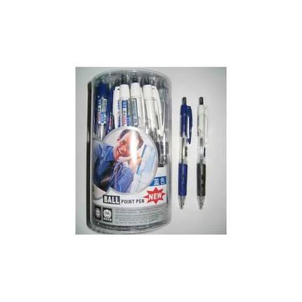 """Автоматическая шариковая ручка (автомат) """"TIZO"""" TB2111 Office (0.7 mm), фото 2"""