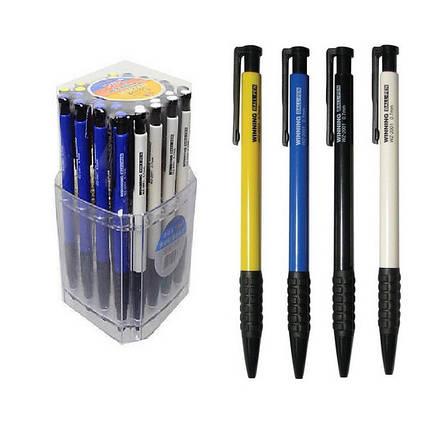 Ручка WZ-2001   автоматическая шариковая ( в пласт. диспл.), фото 2
