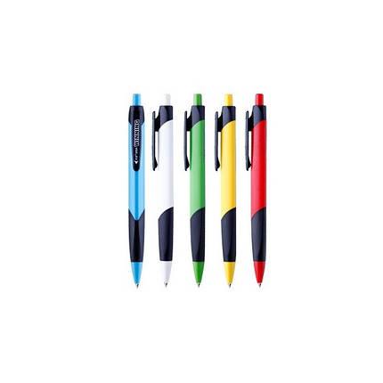Ручка WZ-2055 Аавтоматическая шариковая( в пласт. диспл.), фото 2