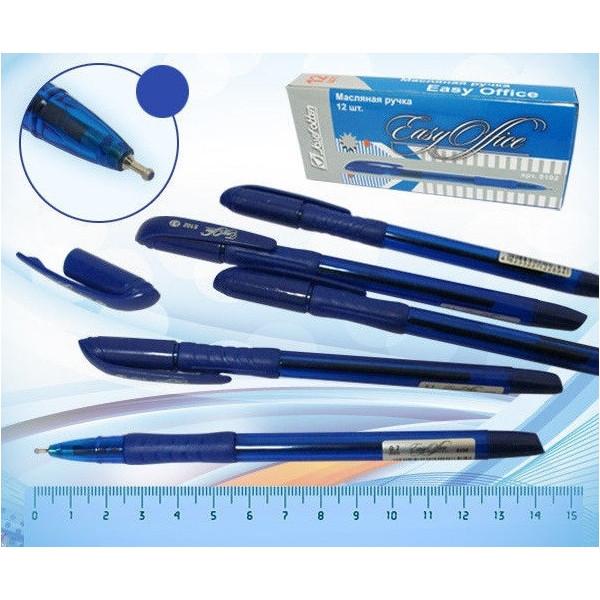 Ручка шариковая  5102 синяя (типа 5643)/12уп,144бл,1728ящ
