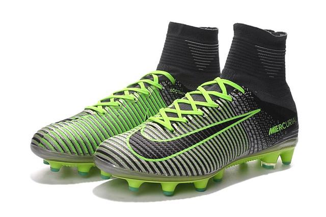 Футбольные бутсы Nike Mercurial Superfly V AG-Pro