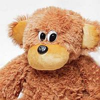 Плюшевая обезьянка (коричневый) 75 см., фото 1