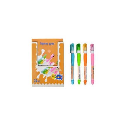 "Корректор-ручка ""Its,Cool"" №818  с металлическим наконечником 4ml., фото 2"