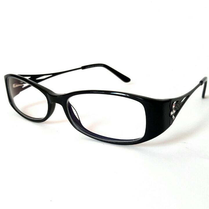 Компьютерные очки с камнями Swarovski, Provision