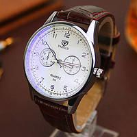 Мужские кварцевые часы Yazole 311