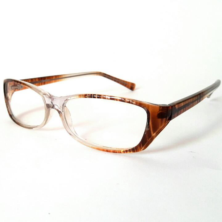 Компьютерные очки коричнево-золотые Tempo