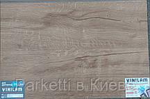 Vinilam 660212-A Дуб Дортмунд Click 4 mm вінілова плитка