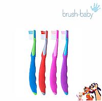 Зубная щетка Brush Baby FlossBrush (от 6 лет)