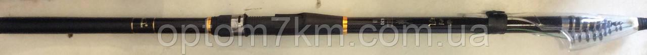 Укороченная удочка Dixiong 540 с кольцами