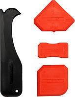 Набор шпателей для силикона YATO (YT-5262)