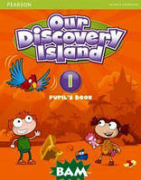 Linnette Ansel Erocak Our Discovery Island 1. Pupil`s Book with PIN Code