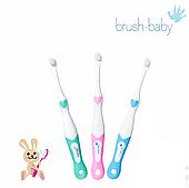 Зубная щетка Brush Baby FirstBrush (от 0)