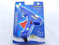 Пистолет для клея-карандаша / Пистолет для силиконового клея XL-F60 / Клеевой пистолет / Термопистолет