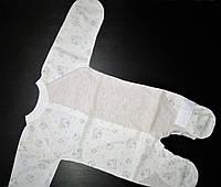 Комбинезон-спальник (человечек) из ткани Интерлок