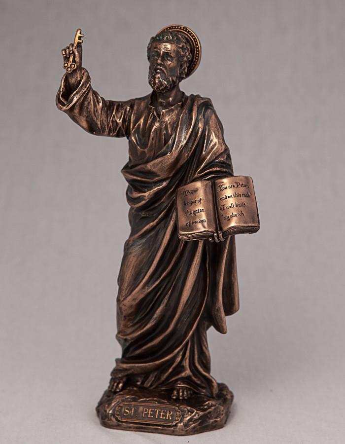 Статуэтка Апостол Петр (21 см) Veronese Италия 76023 A4