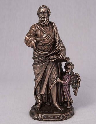 Статуэтка Апостол Матфей 76087A4 (20 см) Veronese Италия, фото 2