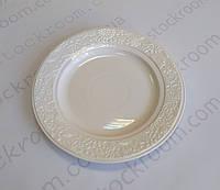 Тарелка фарфоровая Krauff 21-252-038  Ø 26 см десертная