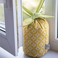 Стоппер для двери, окна Прованс - Ананас