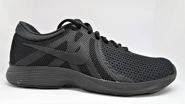Кроссовки Nike Revolution 4 EU беговые черний оригинал
