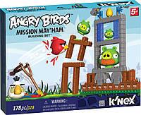 Игра Angry birds Mission Mayham