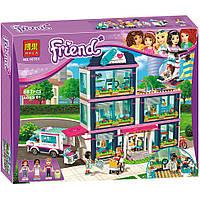 """Конструктор Bela 10761 """"Клиника Хартлейк-Сити"""" (аналог LEGO Friends 41318), 887 дет, фото 1"""