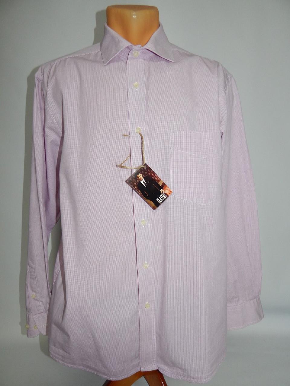 Мужская рубашка с длинным рукавом c.comberti 093ДР р.50