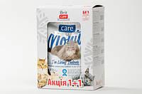 Корм для кошек живущих в помещении Brit Care Cat Monty I'm Living Indoor 2X400 гр